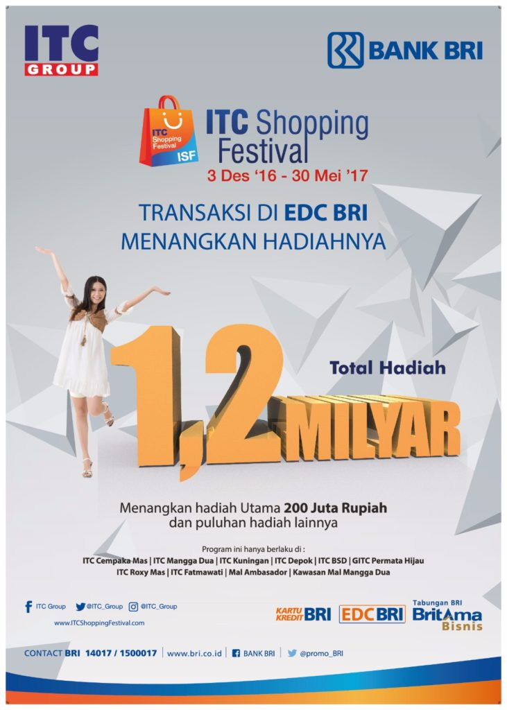 Closing Ceremony ITC Shopping Festival 2016