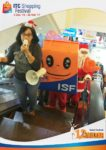 Suasana Sosialisasi ISF di ITC Fatmawati