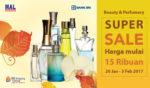 Jual Parfum murah mulai dari 15 ribuan-supersale