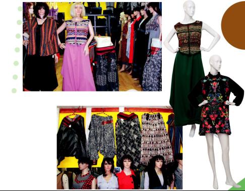 fashion untuk pecnta etnik