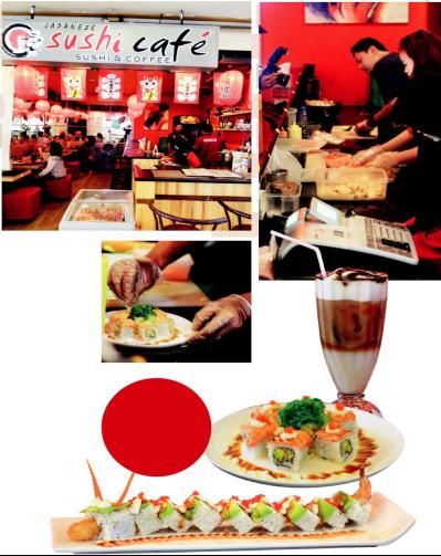 sushi nikmat dengan rasa khas dari ikan segar