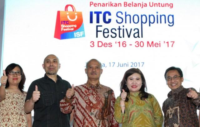 ITC Shopping Festival 2017, Bagikan Total Hadiah 1,2 Milyar