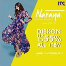diskon 55% itc
