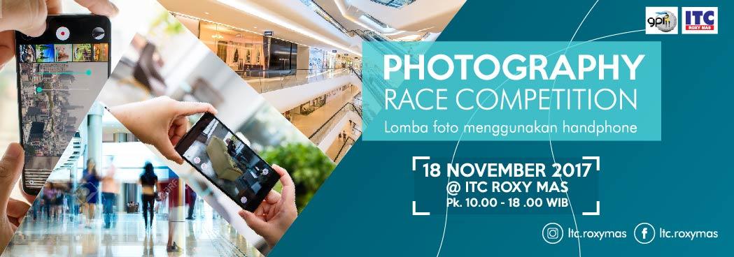ITC Roxy Mas Photography Race Competition