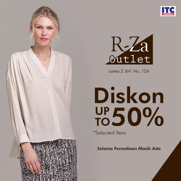 r-za outlet 50%