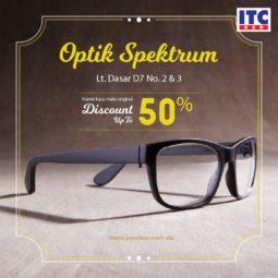 Frame Kaca Mata Diskon 50%