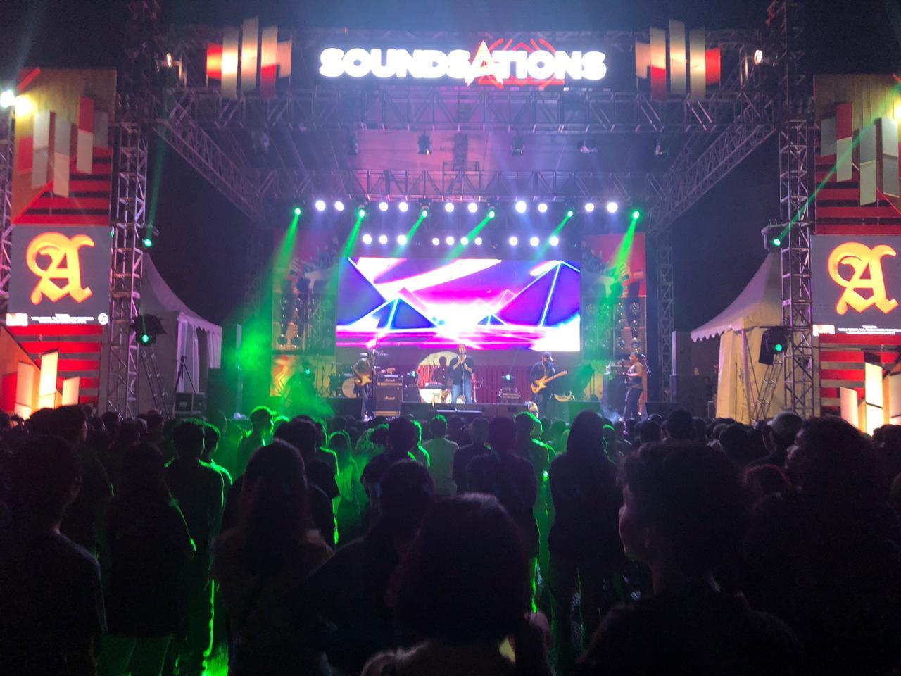 Event Soundsation ITC Depok 2019
