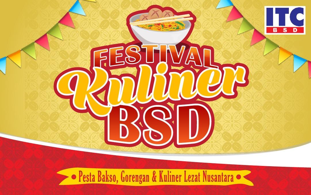 Festival Kuliner Bsd Pesta Bakso Gorengan Dan Kuliner