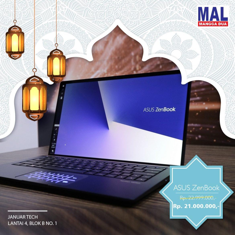 Laptop Asus Turun Harga Di Mal Mangga Dua Itc Shopping Festival