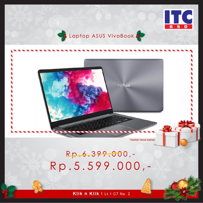 Laptop Asus Turun Harga Di Itc Bsd Itc Shopping Festival