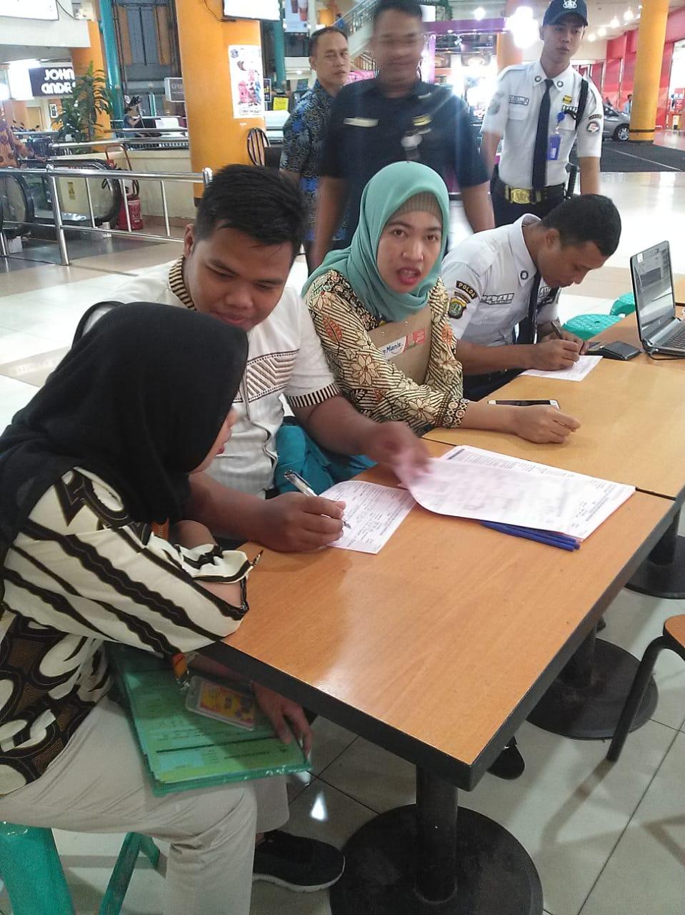 Acara Donor Darah Gratis Jakarta ITC Cempaka Mas 4